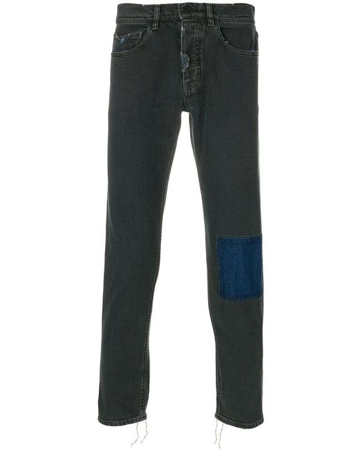Pence - Black Regular Jeans for Men - Lyst