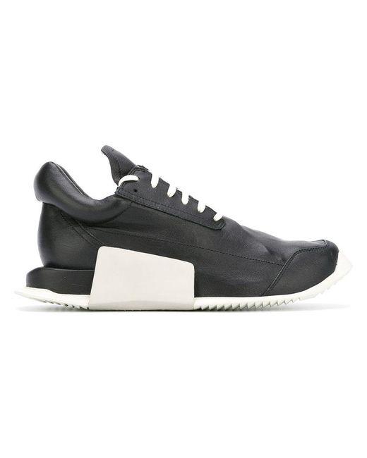 Rick Owens | Black Level Runner Sneakers for Men | Lyst