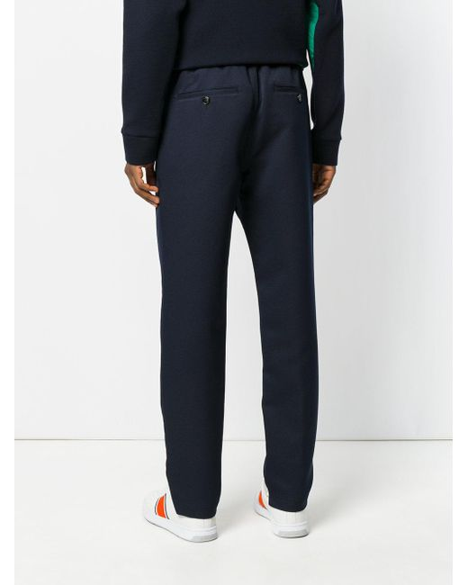 smart track trousers - Blue Marni Free Shipping Fast Delivery Cheap Sale Cost With Credit Card Free Shipping icRDpNFU