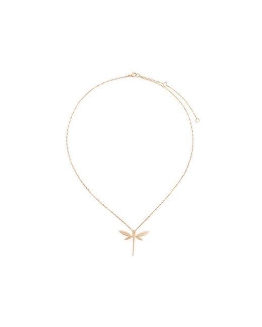 Anapsara - Metallic Dragnofly Necklace - Lyst