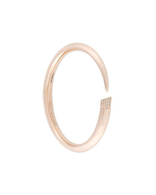 Shaun Leane | Metallic Signature Tusk Diamond Bracelet | Lyst