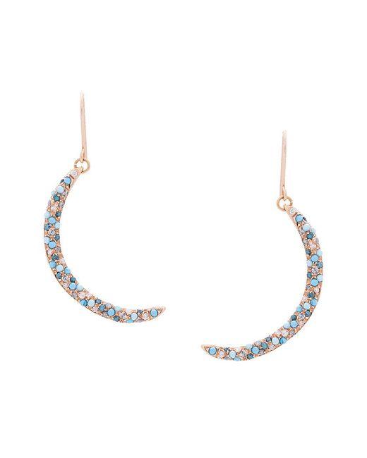 Carolina Bucci - Metallic Smile Earrings - Lyst