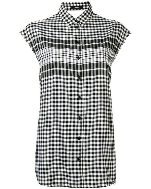 DIESEL - Black C-trudi Shirt - Lyst
