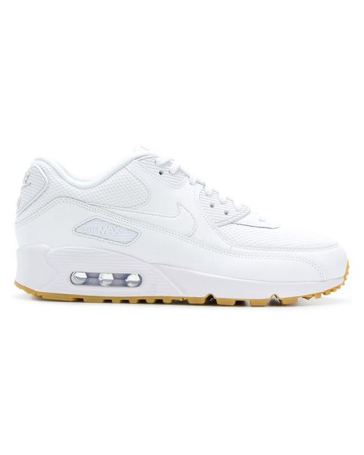 Nike - White Air Max Sneakers - Lyst