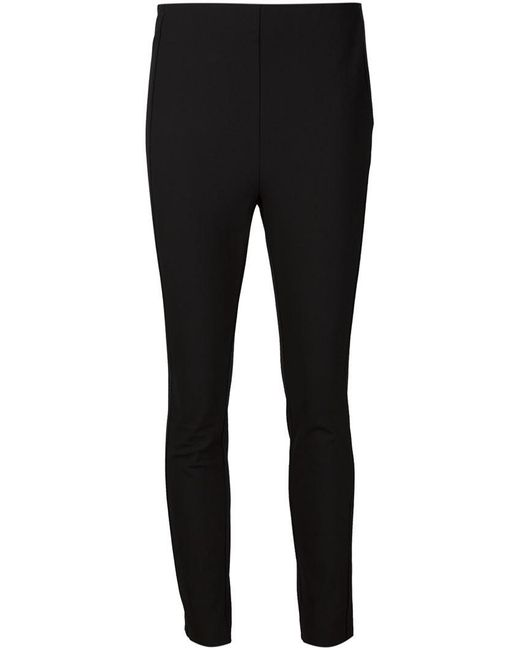 Rag & Bone - Black Skinny Fit Trousers - Lyst