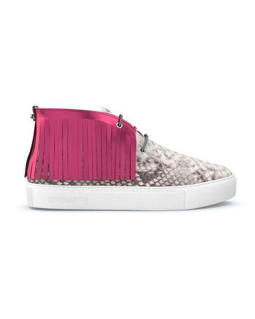 Maltby mid-top sneakers - Multicolour Swear AVvJocQD
