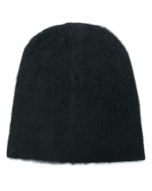 Laneus - Black Beanie Hat for Men - Lyst
