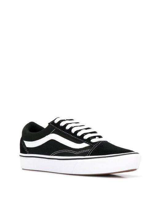 e9ea913daf ... Vans - Black Old Skool Sneakers for Men - Lyst ...