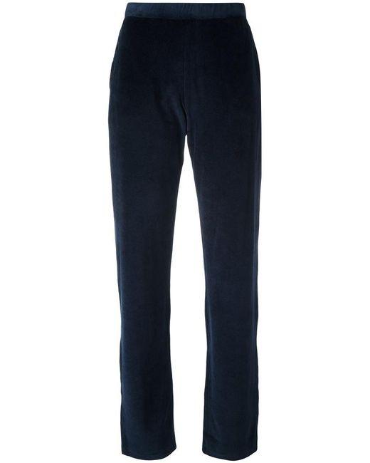 Majestic Filatures - Blue Slim-fit Trousers for Men - Lyst