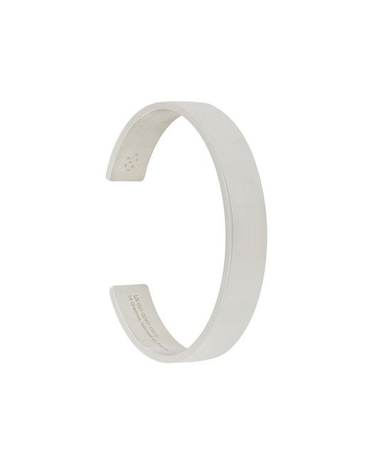 Le Gramme - Metallic 33 Grams Slick Polished Cuff - Lyst