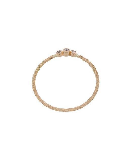 Maria Black | Metallic Diamond Cut Jessa Ring | Lyst
