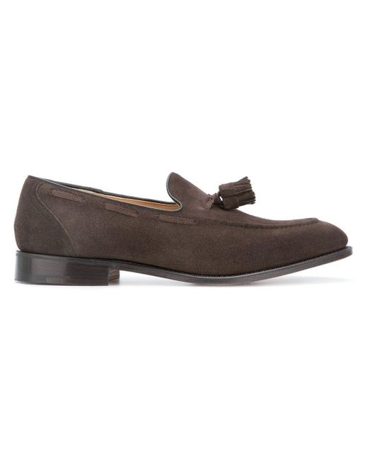 Church's Brown Kingsley 2 Tasselled Loafers for men