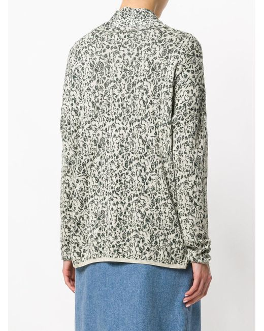 Kahuna jumper - Green Christian Wijnants Outlet Visit Lowest Price Sale Online Free Shipping Deals New Styles Sale Online uQ83H7eE