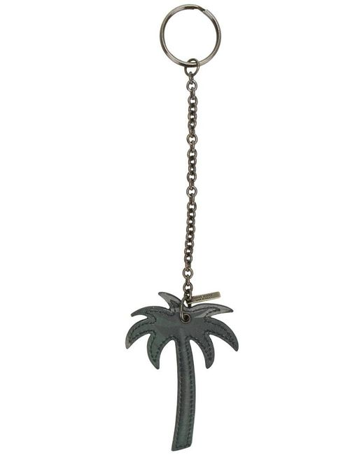 Tomas Maier | Gray Camo Palm Key Ring | Lyst