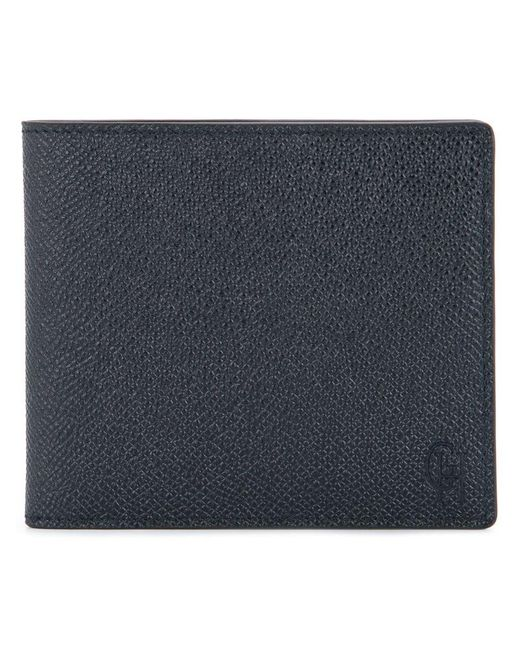 Gieves & Hawkes - Black Billfold Wallet for Men - Lyst