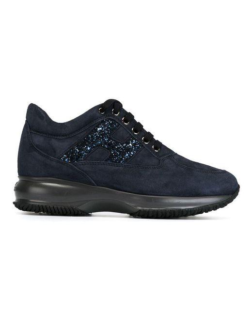 Hogan | Blue Interactive Sneakers for Men | Lyst