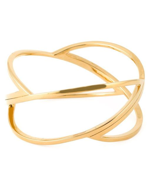 Lara Bohinc - Metallic 'planetaria' Bangle - Lyst