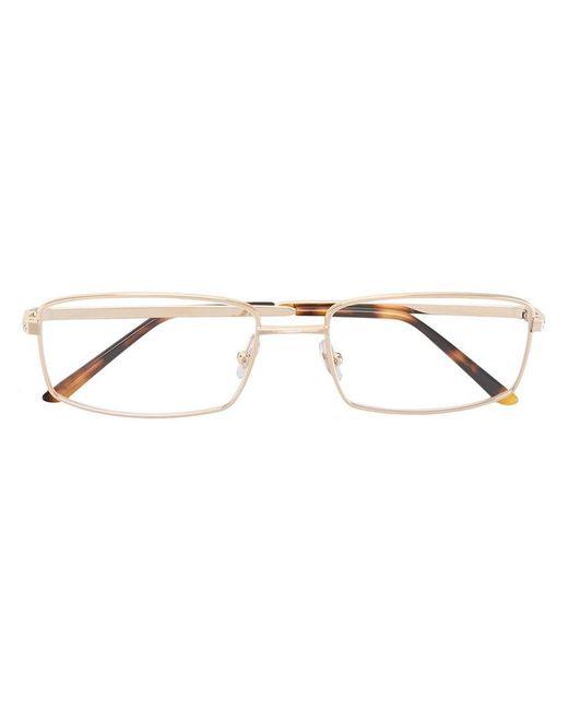 Cartier   Metallic Santos De Glasses   Lyst