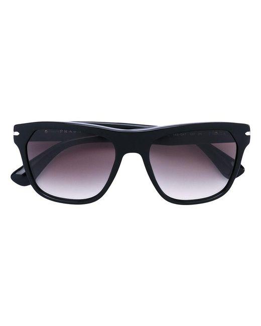 Prada | Black 'pr03rs' Exclusive Collection Sunglasses | Lyst
