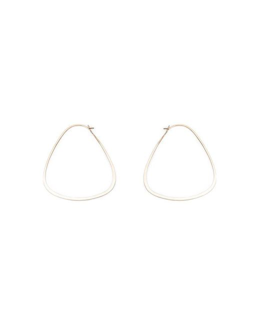 Melissa Joy Manning | Metallic 'teardrop Hoops' Earrings | Lyst