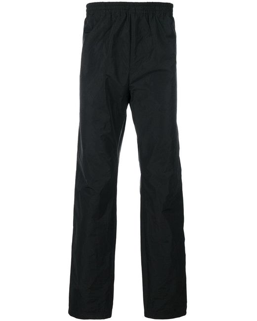 White Mountaineering - Black Track Pant Trousers for Men - Lyst