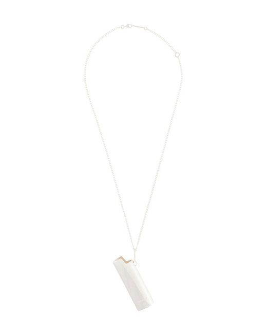 Ambush - Metallic Lighter Pendant Necklace - Lyst