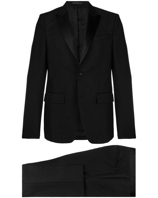 Givenchy - Black Two Piece Suit for Men - Lyst