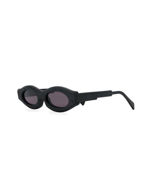 Lyst - Lunettes de soleil Mask Y5 Kuboraum pour homme en coloris Noir 480d35a13f74