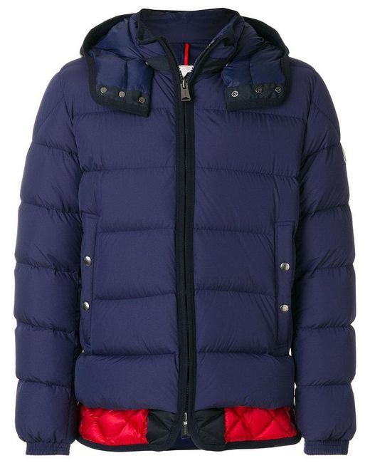 Moncler - Blue Tanguy Padded Jacket for Men - Lyst