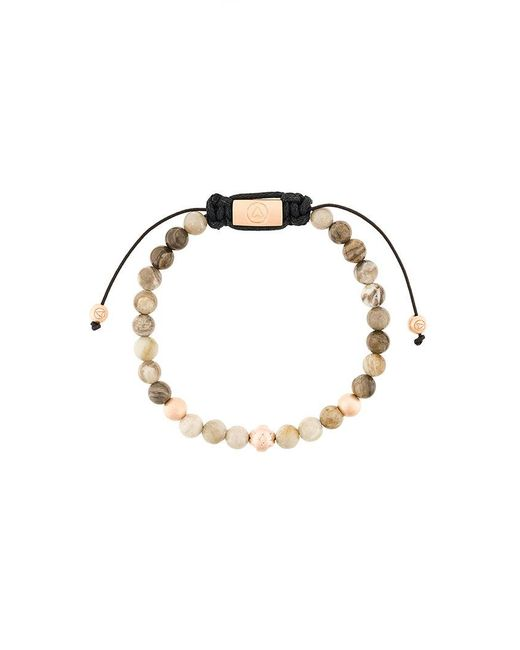 Northskull - Multicolor Beaded Bracelet - Lyst