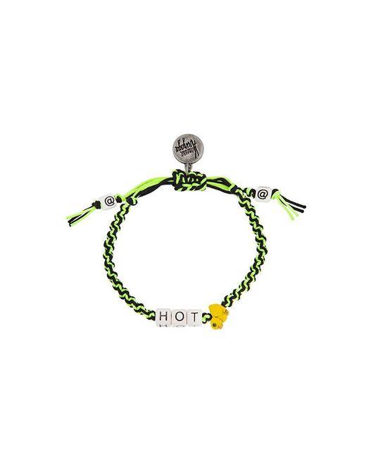 Venessa Arizaga | Black 'hot Chick' Bracelet | Lyst