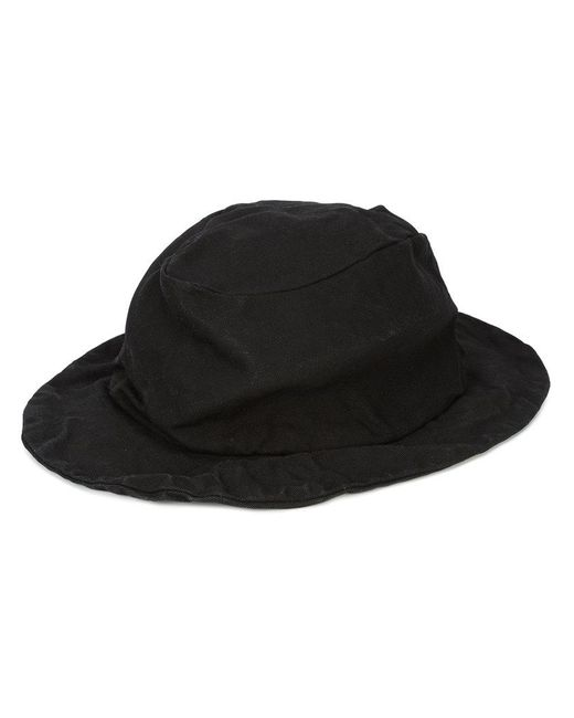 b67434019c8b5b Lyst - Reinhard Plank Relaxed Fit Bowler Hat in Black for Men
