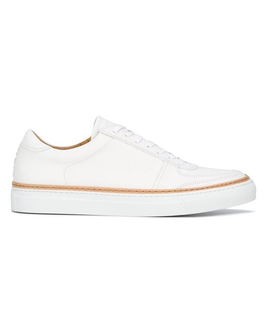 Number288   White 'grand' Sneakers for Men   Lyst