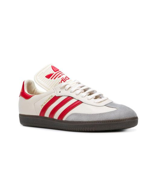 the latest 73d03 14a8c ... Adidas - Multicolor Originals Samba Sneakers for Men - Lyst ...