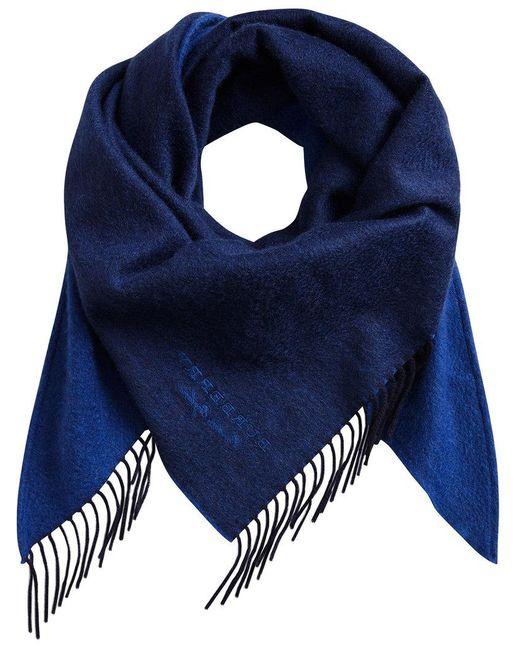 Burberry - Blue Faded Bandana Scarf - Lyst