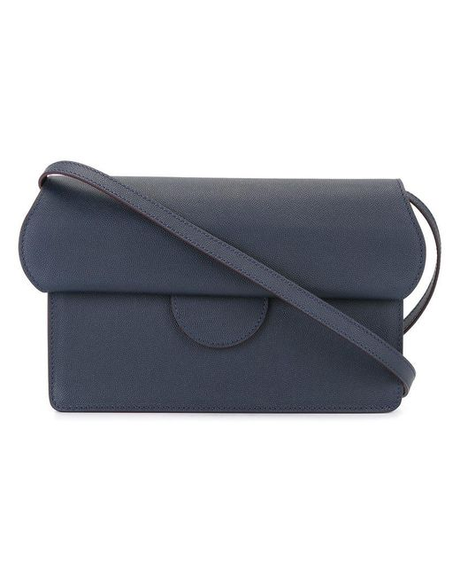 Roksanda | Blue Fold-over Cross-body Bag | Lyst