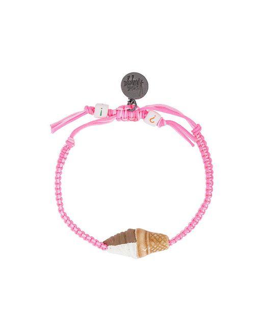 Venessa Arizaga | Multicolor Ice Cream Cone Bracelet | Lyst