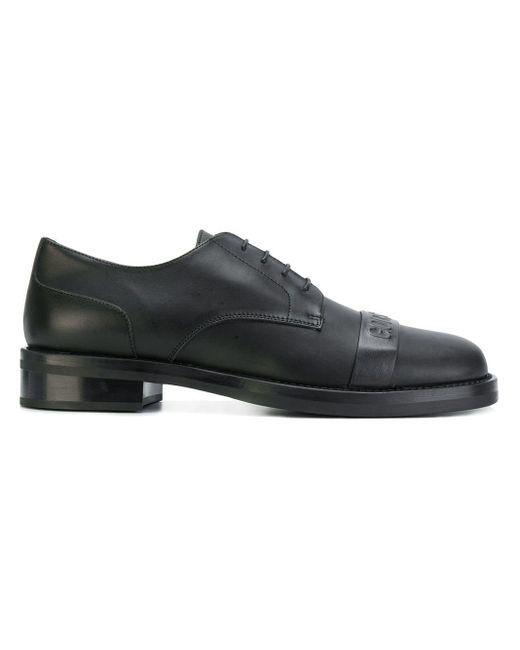 Neil Barrett - Black Schuhe mit Prägung for Men - Lyst