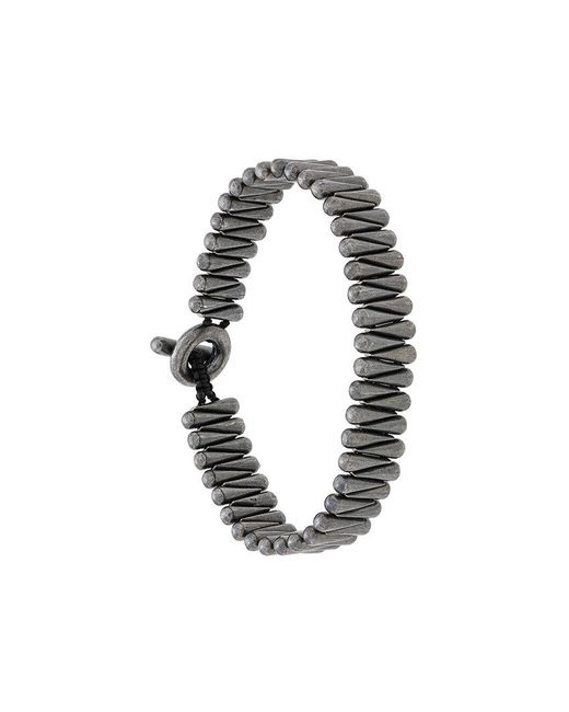 M. Cohen - Metallic Toggle Bracelet - Lyst
