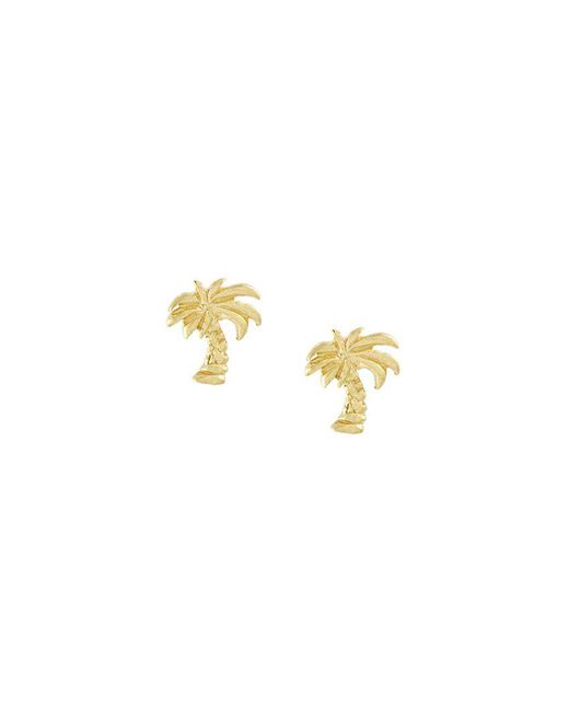 Carolina Bucci | Metallic 'travel Lucky Charm' Earrings | Lyst
