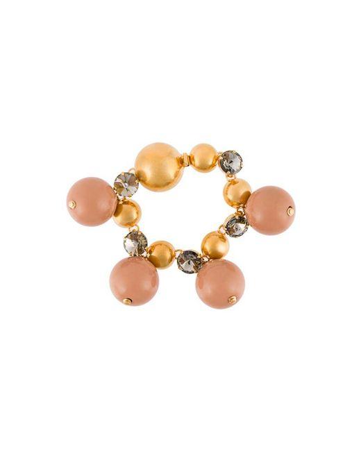 Marni - Natural Sphere Bracelet - Lyst