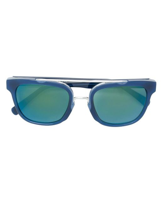 Retrosuperfuture - Blue Akin Sunglasses - Lyst