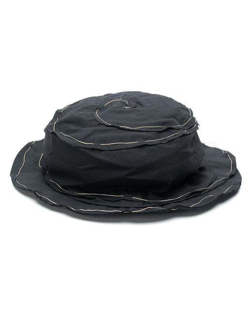 Ma+ - Black Large Stitch Hat for Men - Lyst