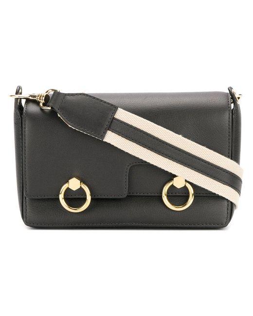 Tila March - Black Linda Messenger Bag - Lyst