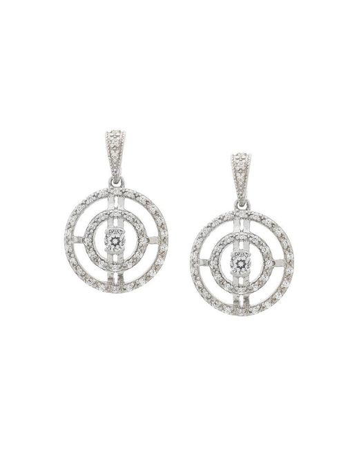 V Jewellery - Metallic Paloma Earrings - Lyst