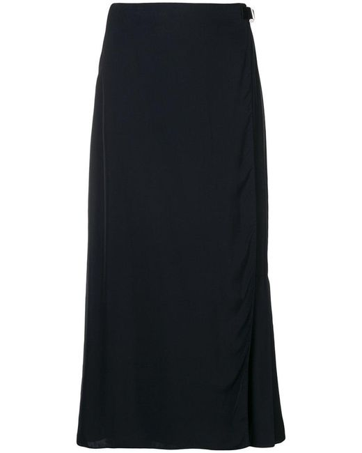 Prada safety buckle fastening skirt View Cheap Price Sale Explore Cheap Sale 100% Guaranteed CdQgNgX