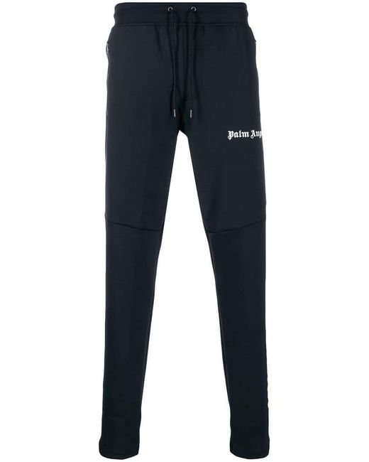 Palm Angels - Black X Under Armour Recovery Track Pants for Men - Lyst