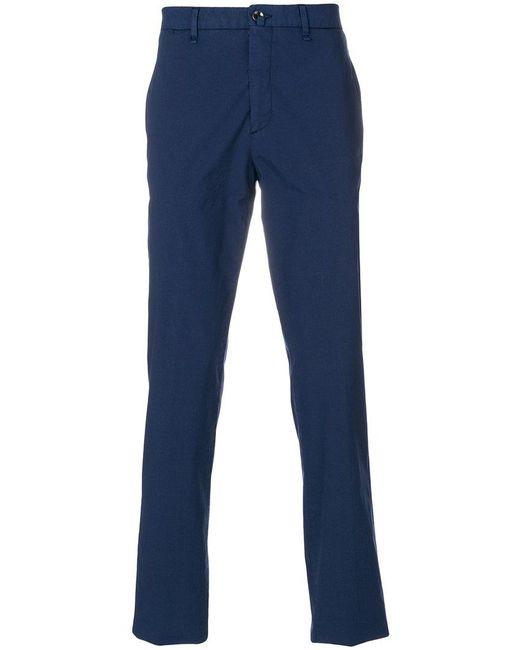 Lardini - Blue Casual Chinos for Men - Lyst
