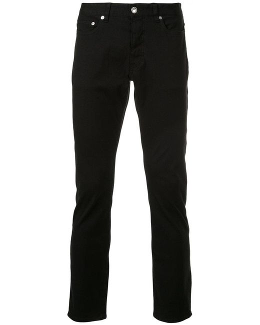Attachment | Black Cropped Trousers for Men | Lyst