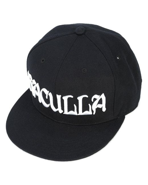 Haculla | Black Gothic Snapback for Men | Lyst